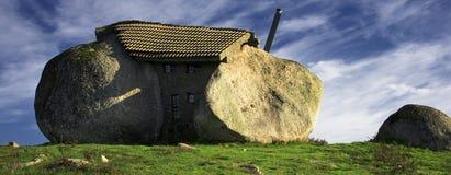 Каменная дом Стоковое Фото