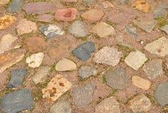 Каменная дорога Стоковое фото RF