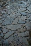 Каменная дорога Стоковое Фото