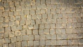 Каменная дорожка камня дорожки в Таиланде стоковое фото