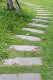 каменная дорожка Стоковое Фото