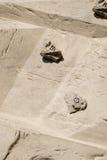 каменная деталь стоковое изображение rf
