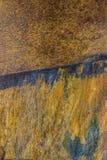 Каменная линия стена Стоковые Изображения RF