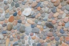 Каменная картина пола утеса Стоковое фото RF