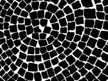 Каменная картина pavers Стоковое Изображение