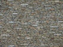 Каменная кирпичная стена в светлых цветах стоковые фото