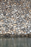 Каменная крепостная стена Стоковые Изображения RF