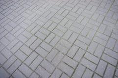 Каменная мостоваая блока Стоковая Фотография