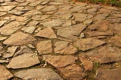 Каменная мостоваая Стоковое Изображение