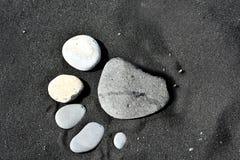 Каменная нога Стоковая Фотография RF