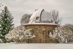Каменная обсерватория блока Стоковые Изображения