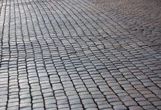 Каменная дорога Стоковое Изображение RF