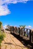 Каменная дорожка водя к раю Стоковые Изображения