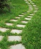 Каменная дорожка Стоковая Фотография