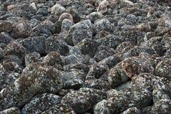 Каменная поверхность для предпосылки Стоковые Изображения