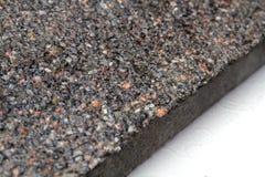 Каменная поверхность с мраморными обломоками Стоковые Фото