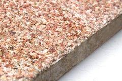 Каменная поверхность с мраморными обломоками Стоковое фото RF