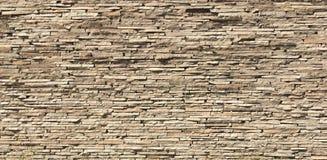 каменная пожелтетая стена Стоковое Изображение RF