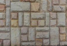 Каменная предпосылка картины природы стены мрамора камня крупного плана текстуры Стоковые Изображения