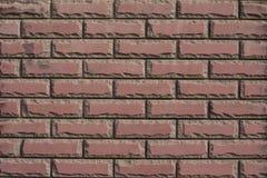 Каменная предпосылка, текстура картины кирпичной стены Стоковые Изображения