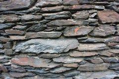 Каменная предпосылка крупного плана текстуры Стоковая Фотография RF