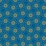 Каменная предпосылка с орнаментом инкрустированным мозаикой Стоковая Фотография RF