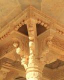 Каменная работа в янтарном форте. Стоковые Фотографии RF