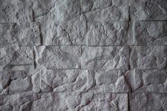 Каменная серая стена Стоковое фото RF