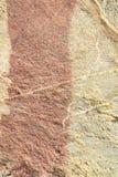 Каменная серия текстуры Стоковая Фотография RF