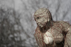 Каменная скульптура Стоковое Фото