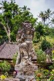 Каменная статуя, Бали, Индонезия 1 Стоковое Изображение RF