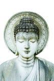 Каменная статуя Будды Стоковое фото RF