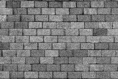 Каменная стена блока Стоковые Изображения RF