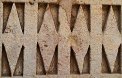 Каменная стена ваяет детали gfw w Стоковое Изображение