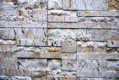 Каменная стена от Таиланда contry Стоковые Фото