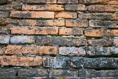 Каменная стена от Таиланда contry Стоковое Фото