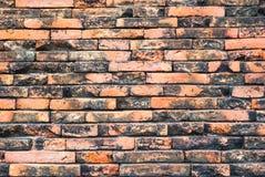 Каменная стена от Таиланда contry Стоковое фото RF