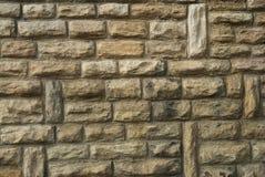 каменная стена текстуры Стоковая Фотография