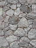 каменная стена 03 Стоковое фото RF