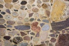 каменная стена Стоковые Изображения