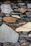 каменная стена Стоковое Изображение RF