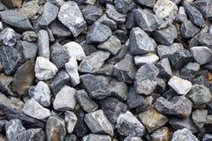 Каменная текстура в парке Стоковые Фото