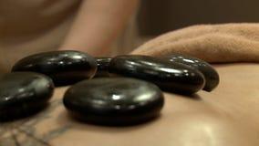 Каменная терапия в видео салона спа акции видеоматериалы