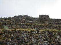 Каменная терраса Стоковые Изображения RF