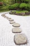 Каменная тропа стоковое изображение rf