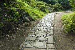 Каменная тропа Стоковое Изображение