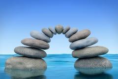 Каменная дуга Стоковое фото RF