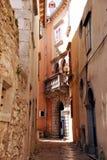 каменная улица Стоковое фото RF