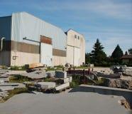 Каменная фабрика сляба Стоковая Фотография RF