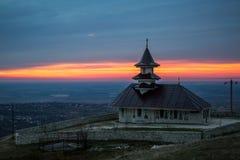 Каменная церковь Стоковые Фото